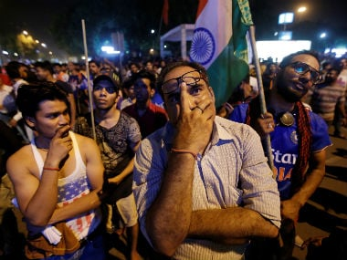 ICC Champions Trophy 2017: Fan reaction at Indias loss in final shows why we are a small nation