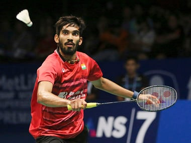 Indonesia SSP: Kidambi Srikanth shocked to play back-to-back finals, says win will take time to digest