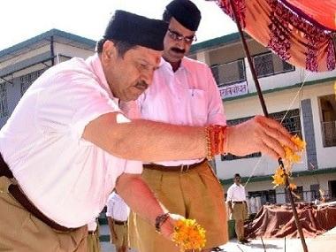 File image of RSS leader Indresh Kumar. Courtesy: Facebook