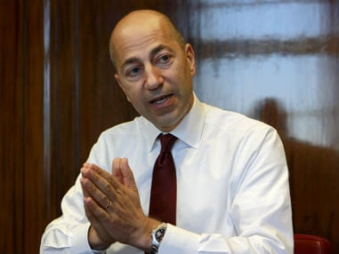 File image of Arsenal CEO Ivan Gazidis. Reuters