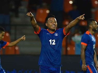 Jeje Lalpekhlua interview: I started playing as a striker because it was easier to get famous
