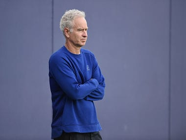 File image of John McEnroe. Reuters
