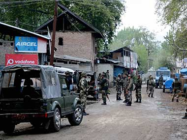 Three army personnel injured in gunfight with militants in DPS Srinagar, LeT claims responsibility for attack