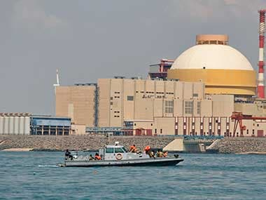 India, Russia sign key pact for two nuclear power units in Kudankulum