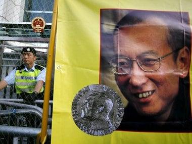 File image of Liu Xiaobo. AP