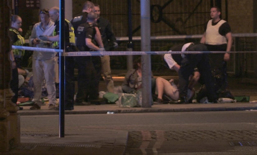 London bridge terror attack claimed by Islamic State: A look at jihadist-linked attacks in Europe since 2015