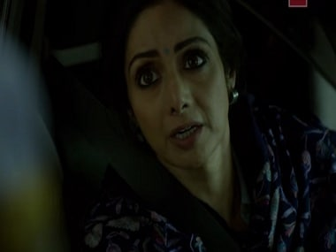 MOM is unabashedly a Sridevi show: Is this the shining beacon for middle-aged actresses?