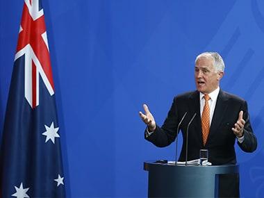 File image of Australian prime minister Malcolm Turnbull. Reuters