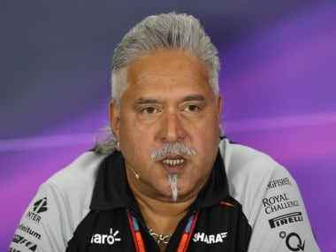 Formula 1: Vijay Mallya takes steps to change Force Indias name to attract global sponsors
