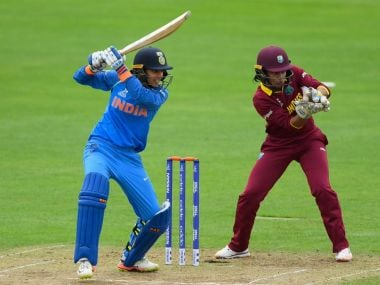 ICC Womens World Cup 2017: Smriti Mandhana century guides India to comfortable win over West Indies