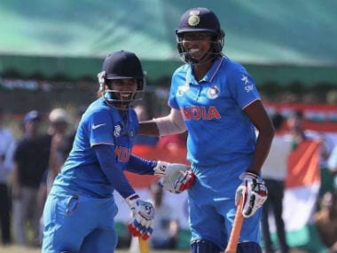 Mithali Raj and Jhulan Goswami are two of the most experienced members of the Indian squad at the moment. Image courtesy: Mithali Raj via Facebook
