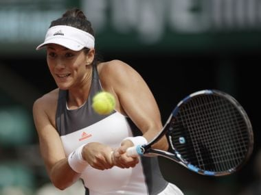 French Open 2017: Defending champion Garbine Muguruza takes to baking to let off Grand Slam pressure