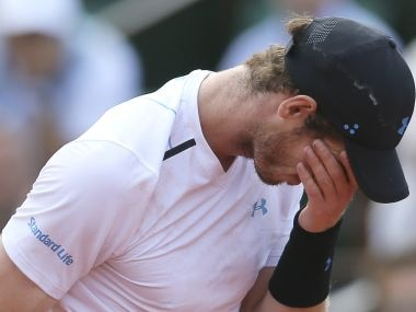 French Open 2017: Andy Murray determined to be positive ahead of Wimbledon despite loss to Stan Wawrinka