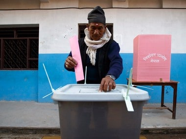Nepal gears up for landmark national election today; citizens hope poll will bring end to political turbulence
