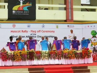 Asian Athletics Championship: Odisha CM Naveen Patnaik unveils events official mascot Olly