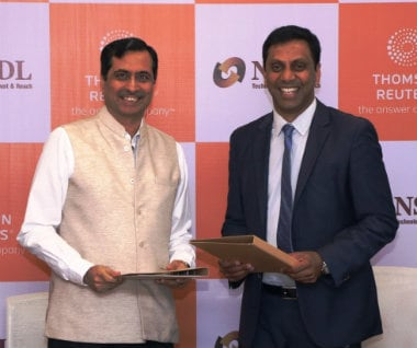 Thomson Reuters inks pact with NSDL e-Governance to offer joint GST solution