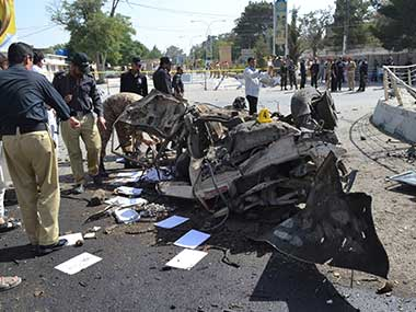 Pakistan bombings: 73 killed, 100 injured in multiple attacks in Quetta, Karachi, Parachinar