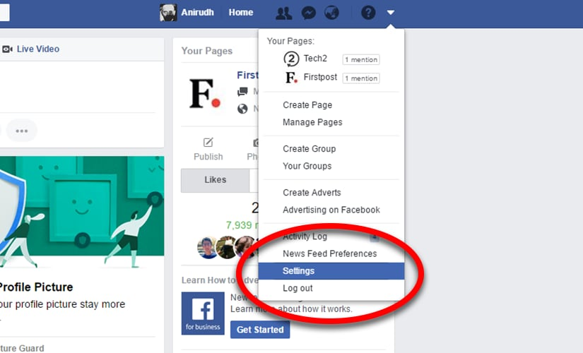 How to turn off auto-playing videos on Facebook