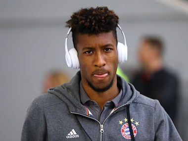 Bayern Munichs Kingsley Coman arrested over allegations of domestic violence
