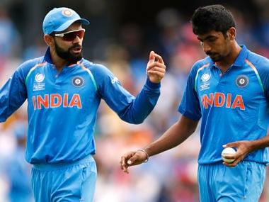 Virat Kohli retains top spot for batsmen, Jasprit Bumrah becomes World No 2 bowler in latest T20I rankings