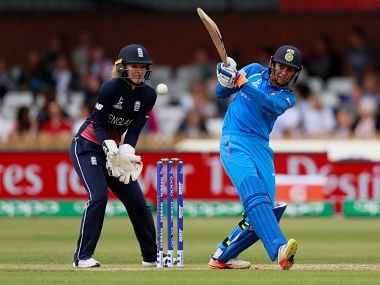 ICC Womens World Cup 2017: Smriti Mandhana, Deepti Sharma help India start with win against England