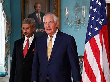 Narendra Modi in Washington, DC: Rex Tillerson meets PM, discusses ways to boost strategic ties