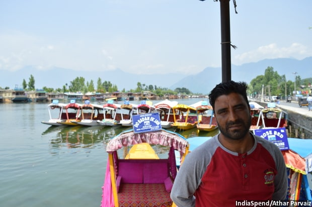 Thousands in Jammu and Kashmir lose jobs, wages as Valleys tourism economy dwindles