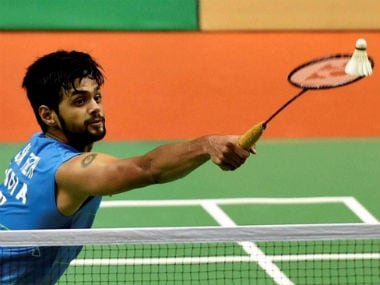 Thomas and Uber Cup: France give India a 4-1 pummelling as HS Prannoy takes up doubles coaching duties