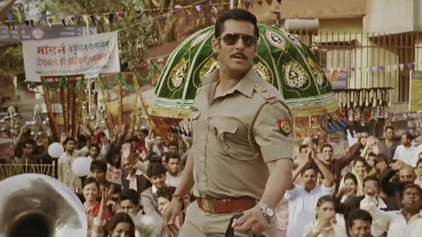 Dabangg 3: Salman Khan, production team issued ASI notice for damaging antique figurine during shoot