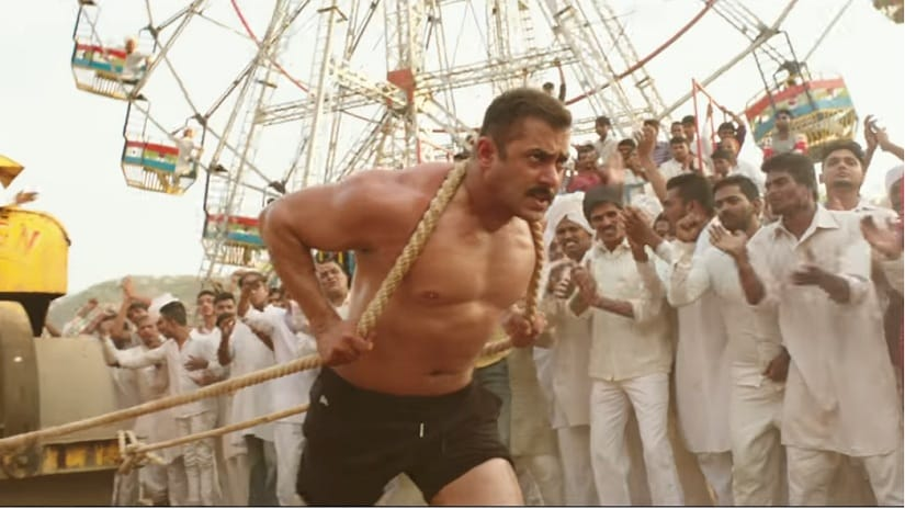 A still from Sultan Courtesy: YouTube