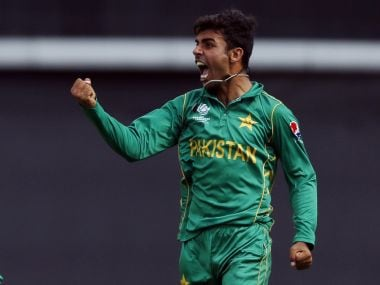 File image of Pakistan's Shadab Khan. Reuters