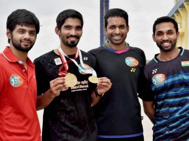 Kidambi Srikanth storms his way back into the top 10, B Sai Praneeth moves up to 15 in latest rankings
