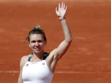 Simona Halep beats Elina Svitolina to reach semi-final. AP