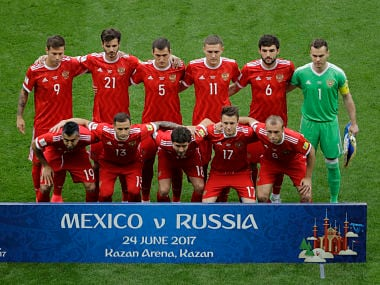 Russia rubbishes reports claiming 2014 World Cup squad was under FIFA investigation for doping