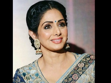 File image of Sridevi