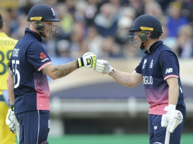 ICC Champions Trophy 2017: Eoin Morgan, Ben Stokes defy Steve Smith prophecy to lead England to semis