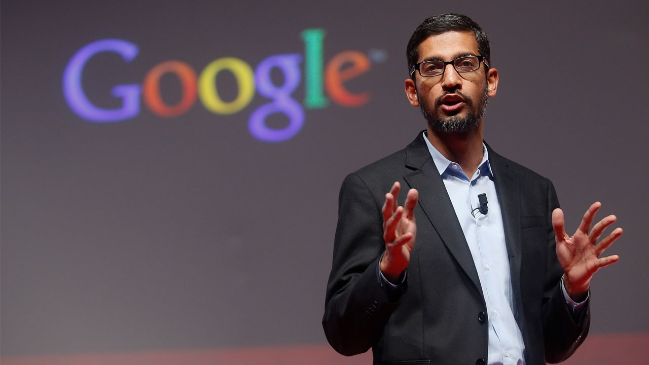Google CEO Sundar Pichai says tech regulations can have unintended consequences