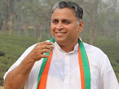 Tripura Congress MLA seeks security for BJPs Sunil Deodhar, claiming his life is under threat