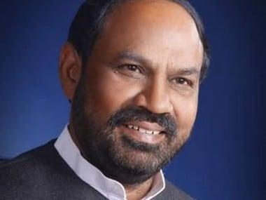 File image of Surendra Kumar. Twitter @skumar_inc
