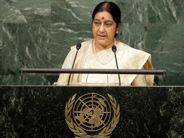 Presidential Election 2017: Sushma Swarajs criticism of Meira Kumar is a reminder of 2007 polls