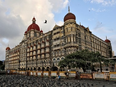 Granting trademark over buildings like Mumbais Taj Mahal Palace violates citizens right to cultural heritage