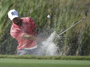 File image of Tiger Woods in action. AP