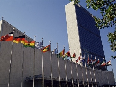 File image of United Nations headquarters. Image credit: Wikipedia