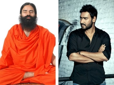 Ajay Devgn to play Baba Ramdev in film based on yoga guru, after Vikrant Massey opts out?