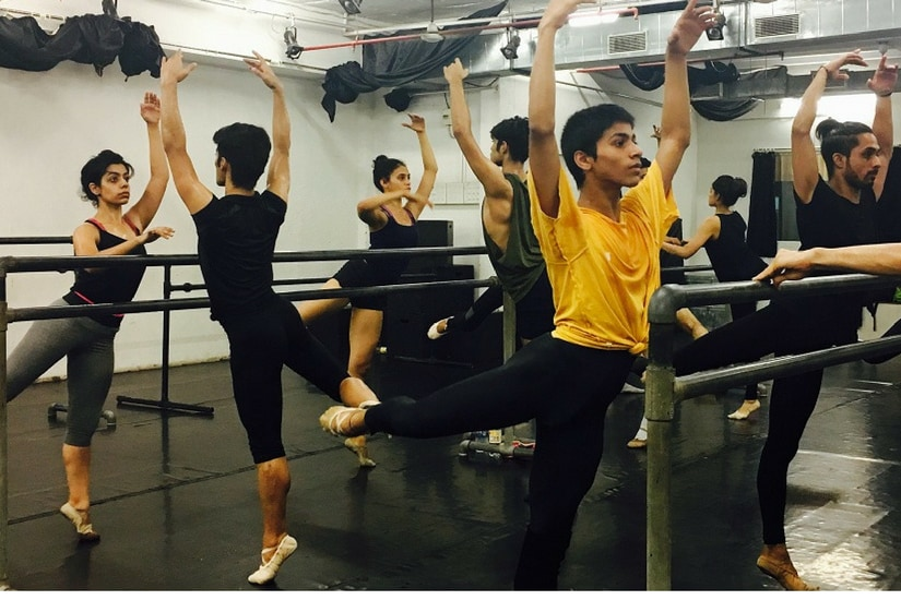 From the streets of Mumbai to ballet school in New York: Amiruddin Shahs inspiring story
