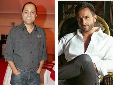 Vipul Shah and Saif Ali Khan Images via Facebook