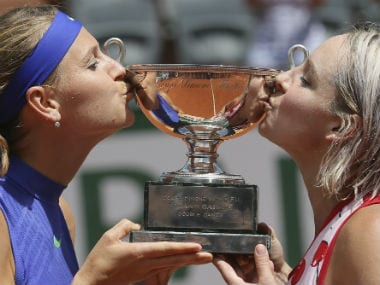 French Open 2017: Bethanie Mattek-Sands, Lucie Safarova clinch fifth womens doubles title
