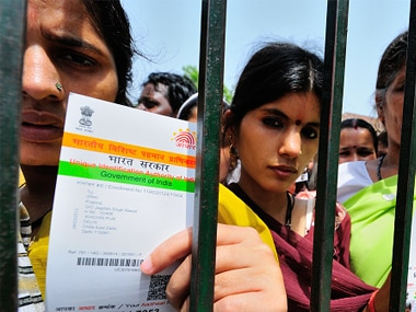 Aadhaar. Representational image. Getty Images
