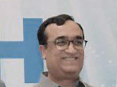 File image of Ajay Maken. PTI