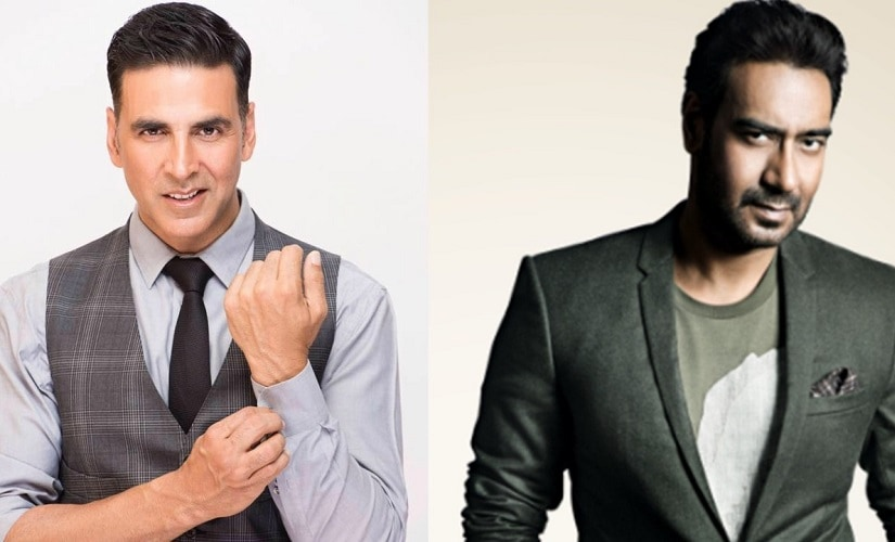 Akshay Kumar and Ajay Devgn: A 25-year old Bollywood rivalry, almost too subtle to notice